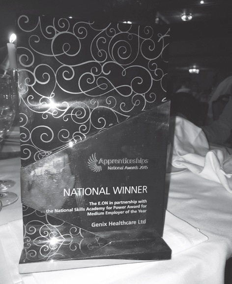 THE NATIONAL WINNER AWARD